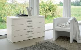 white bedroom chest minimalist and stylish drawers chest models of white and grey