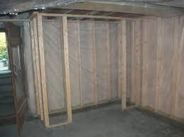 vapor barrier basement walls basements ideas