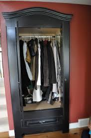 Closet Armoire I Am Momma Hear Me Roar Faux Armoire
