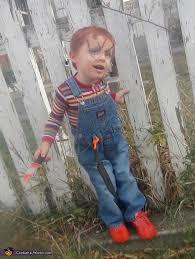 Chucky Halloween Costume Toddler Child U0027s Play Chucky Costume Boys