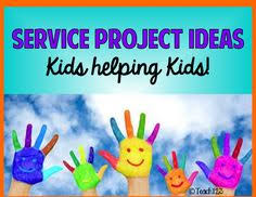 10 easy service projects for schools service projects easy and school