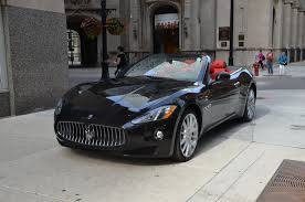 maserati granturismo convertible red interior 2017 maserati granturismo review global cars brands