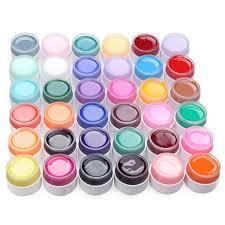 aliexpress com buy high quality 36 colors nail gel pure nail