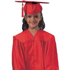 preschool caps and gowns minigrad preschool kindergarten cap gown sets by