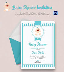 baby shower invitation template get free printable baby shower