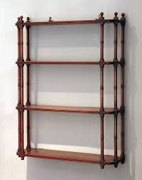 Antique Spice Rack Wall Shelves Design Old Antique Shelves For Wall Furniture
