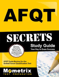 afqt secrets study guide afqt exam review for the armed forces
