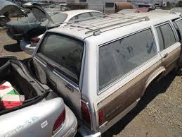 lexus junkyard orlando junkyard find 1986 ford ltd country squire lx the truth about cars