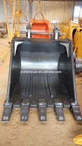 heavy duty volvo excavator volvo ec430 450 480 bucket capacity 1 4 5 cbm heavy duty
