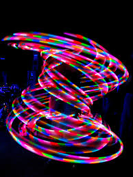 helix led hoop pin by elder on r a v e neon and