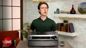 cnet home theater receiver onkyo tx nr626 av receiver review youtube