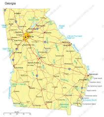 united states major cities map usa map