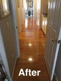 we re proud of the transformation that our shine floor