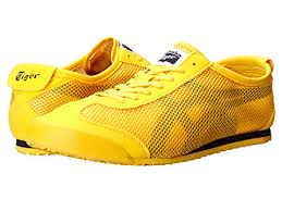 onitsuka tiger by asics mexico 66 gold fusion black sneaker for