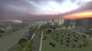 Hunger Games Minecraft Map Hg Urban City Day Fix Counter Strike Global Offensive Maps