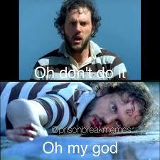 Prison Break Memes - prison break memes prisonbreakmemes instagram profile mulpix