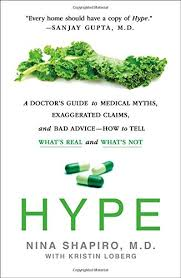 what s ebook hype a doctor s guide to medical myths exaggerated claims