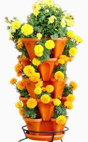 best vertical strawberry planters for vertical gardening