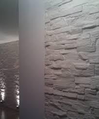 Natursteinwand Wohnzimmer Ideen Steinwand Wohnzimmer Wei Wohndesign