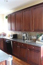 kitchen cabinets that look like furniture our kitchen before and after love your abode