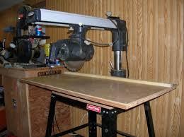 Craftsman Radial Arm Saw Table Photo Index Sears Craftsman 103 29310 Vintagemachinery Org