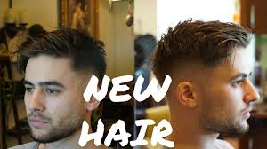 short hairstyles with weight lines blended in modern fringe haircut mens haircut and style 2017 youtube