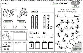 measuring worksheets for kindergarten non standard all