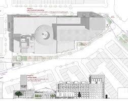 boston center for the arts plaza design chosen gigantic movie