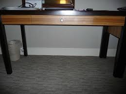 Working At The Desk No Electricity Outlet Near The Desk How Can The Guest Work At The