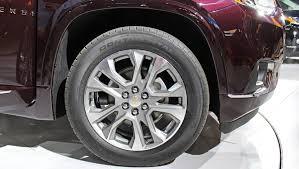 2018 chevy traverse wheel autosduty
