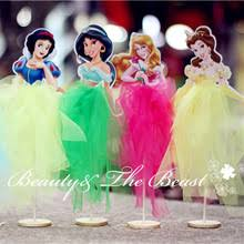 Tutu Party Decorations Popular Cinderella Cake Topper Buy Cheap Cinderella Cake Topper