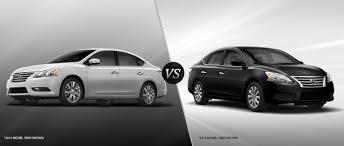 nissan sedan black 2016 nissan sentra s vs sv