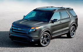 Ford Explorer Xlt - 2015 ford explorer xlt appearance pack adds 2 0l turbo big wheels