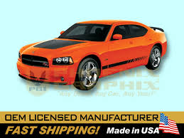 dodge charger daytona 2007 2005 2006 2007 2008 2009 2010 dodge charger daytona strobe decals