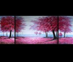 cherry blossom wall decal large tree branch japanese wall art painting wall art paintings stretched canvas japanese cherry blossom