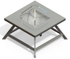 Steel Fire Pit - steel fire pit table design drawing download u2013 designer rants