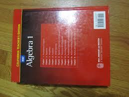 holt algebra 1 california teacher u0027s edition edward b chard