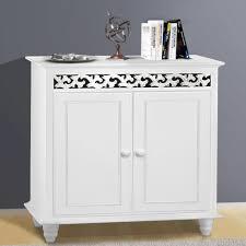 Schlafzimmer Kommode Shabby Kommode Weiß In Landhaus Stil Mit 2 Türen Real