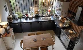 cuisine en brique cuisine en brique cuisine meuble pas cher pour idees de deco