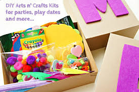 diy arts and crafts kits for kids bebe and bear