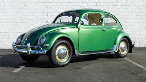 volkswagen beetle green 1957 volkswagen beetle for sale near carson california 90745