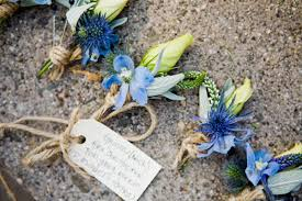 blue boutonniere blue boutonniere ideas once wed
