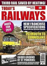 today s today s railways wikipedia