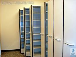 pull out racks for cabinets pull out wall shelving quick space sliding cabinets images
