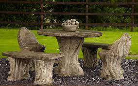 unusual garden ideas unique stoneware garden furniture garden ideas design ideas