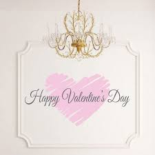 Wall Decorations For Valentine S Day by Happy Valentine U0027s Day Wall Art Sticker Trendy Wall Designs