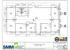 dog daycare floor plans golf view typical floor plans block a