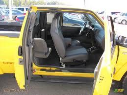 ranger ford 2001 2001 ford ranger edge supercab 4x4 in chrome yellow photo 11