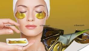 Jual Masker Mata Collagen Di Surabaya gold eye collagen mask asli dan palsu