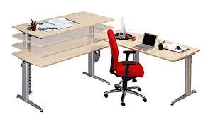 Schreibtisch Elektrisch Winkelschreibtisch Serie Ce5 Teilweise Elektrisch Höhenverstellbar